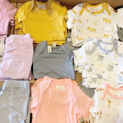 Milk & Honey Baby - Onesie Selection