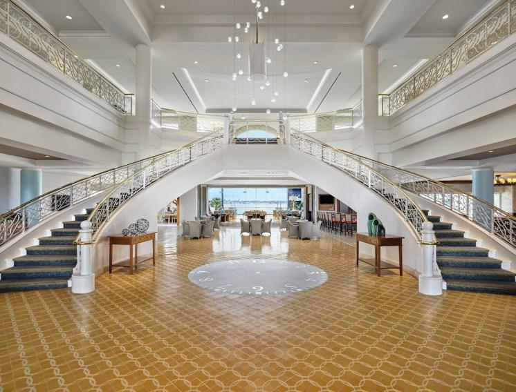 LOEWS San Diego Lobby Main