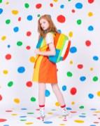 Julie Pinzur Mokuyobi_Space Wonder Flyer Backpack and Shirt Dress