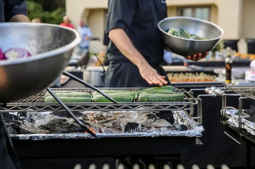 Ritz Carlton_Culinary Cookout Series - Outdoor Grill