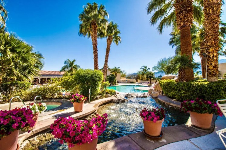 Photo Courtesy of: Miracle Springs Resort