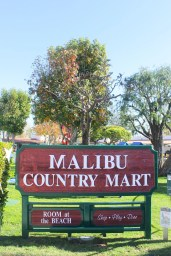 Photography Provided By: Malibu Country Mart