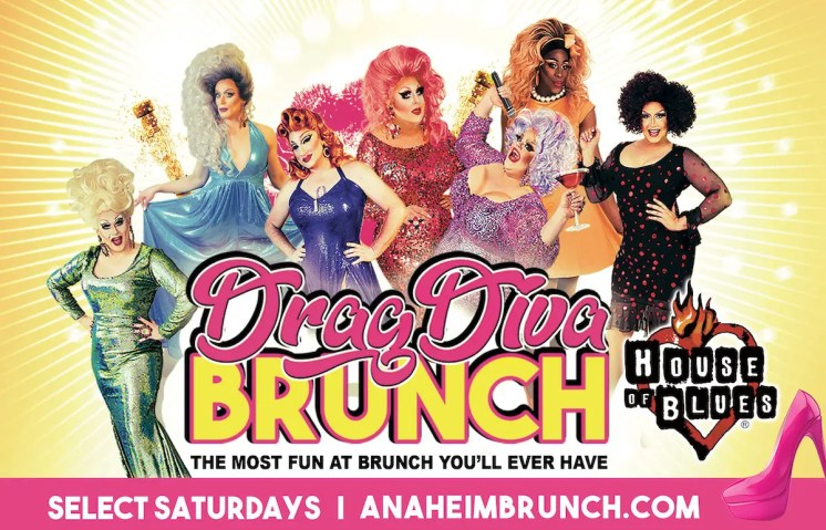 House of Blues_DragBrunch image