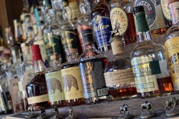 Best Whiskey Bar OC