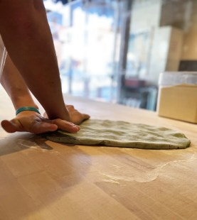 The Italian Homemade Company_kneading