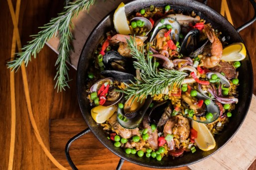 Orange County Paella