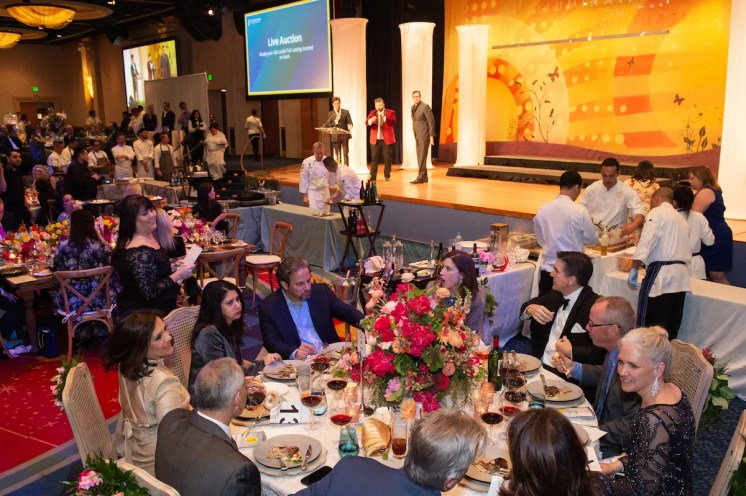 The OC Chef's Table is a magical event with masterful chefs coming together to help Illumination Foundation help the homeless in a bigger way.