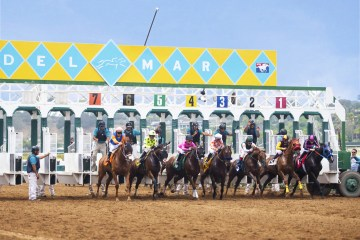Del Mar 2020 Racing Season