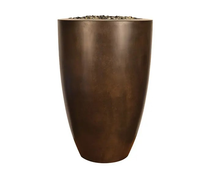 Steve Julien_Archpot_Legacy-Round-Tall-Fire-Vase-Locale