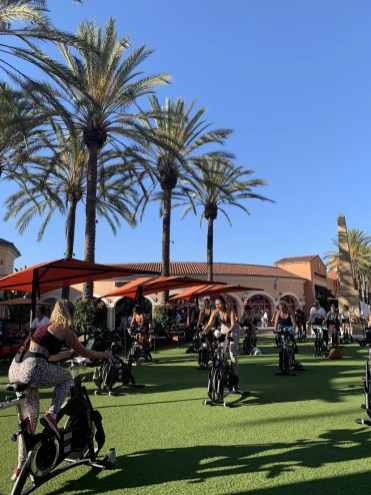 Photography Provided By: CycleBar Irvine Spectrum