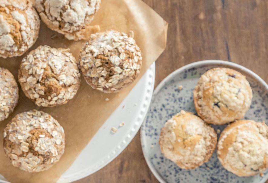 Ranch 45 Muffins