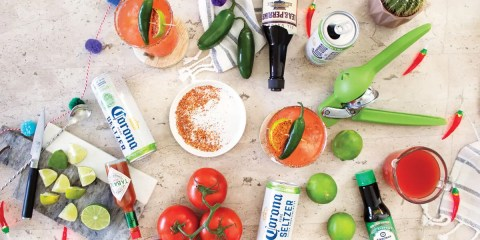 Holiday Michelada