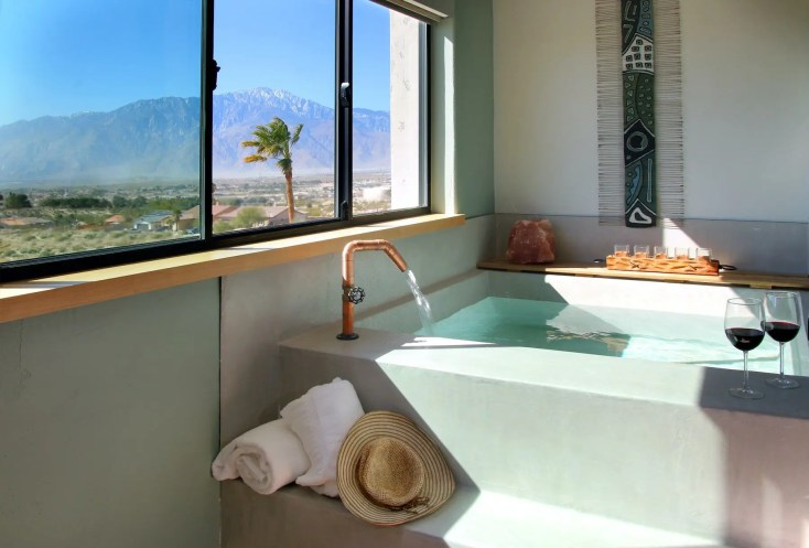 Photography Provided By: Azure Palm Hot Springs