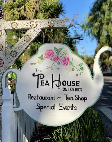 Photography Provided By: The Tea House on Los Rios