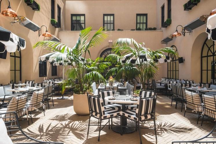 Guild Hotel_Courtyard