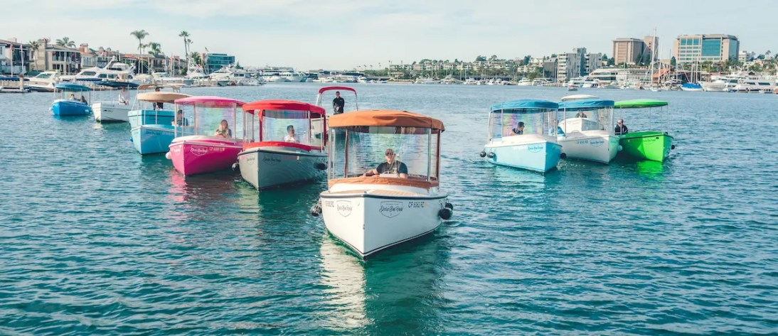 Photography Provided By: Lido Electric Boat