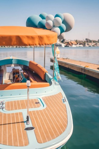 Photography Provided By: Lido Electric Boats