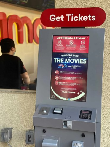 Open Movie Theater OC