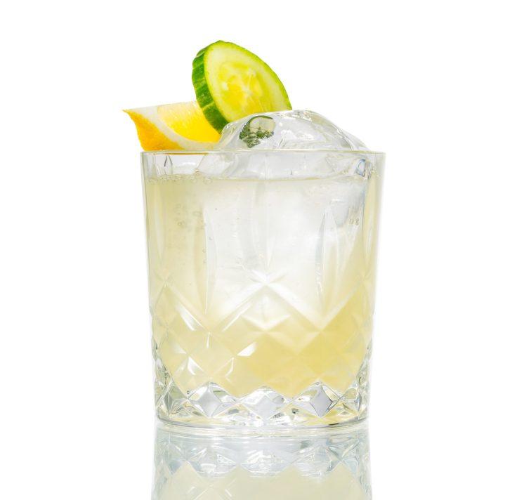 Cucumber Gin Cocktail Recipe