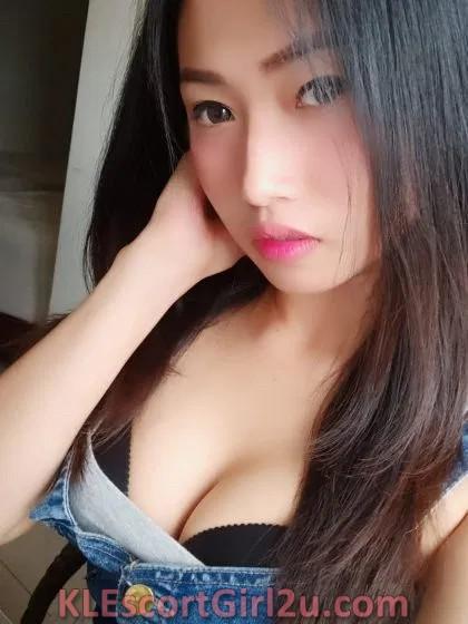 Kl Escort Cute Girl Indonesia W317
