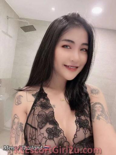 Sexy Tattoo Thai Girl - Kl Escort - Mena