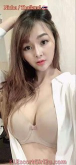 Kepong Escort - Sexy Big Boob Thai Girl - Nicha