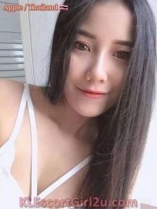 Damansara Escort - High Girlfriend Feel - Apple