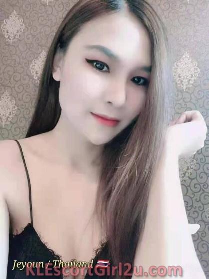 Cheras Escort - Thai Girl - Jeyoun