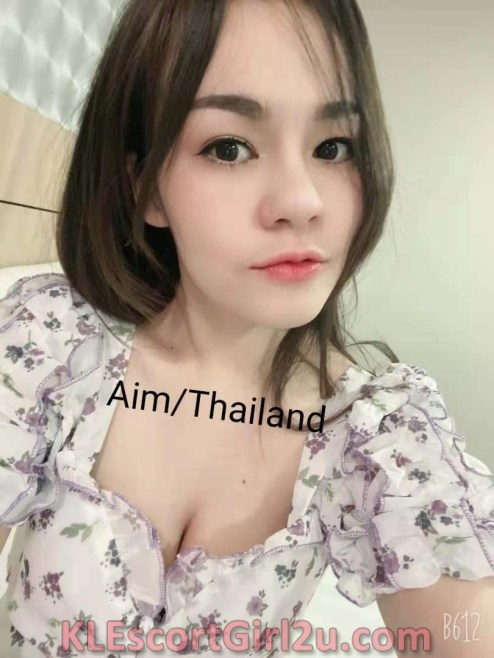 Kl Escort White Skin And Fair Thai Girl - Aim
