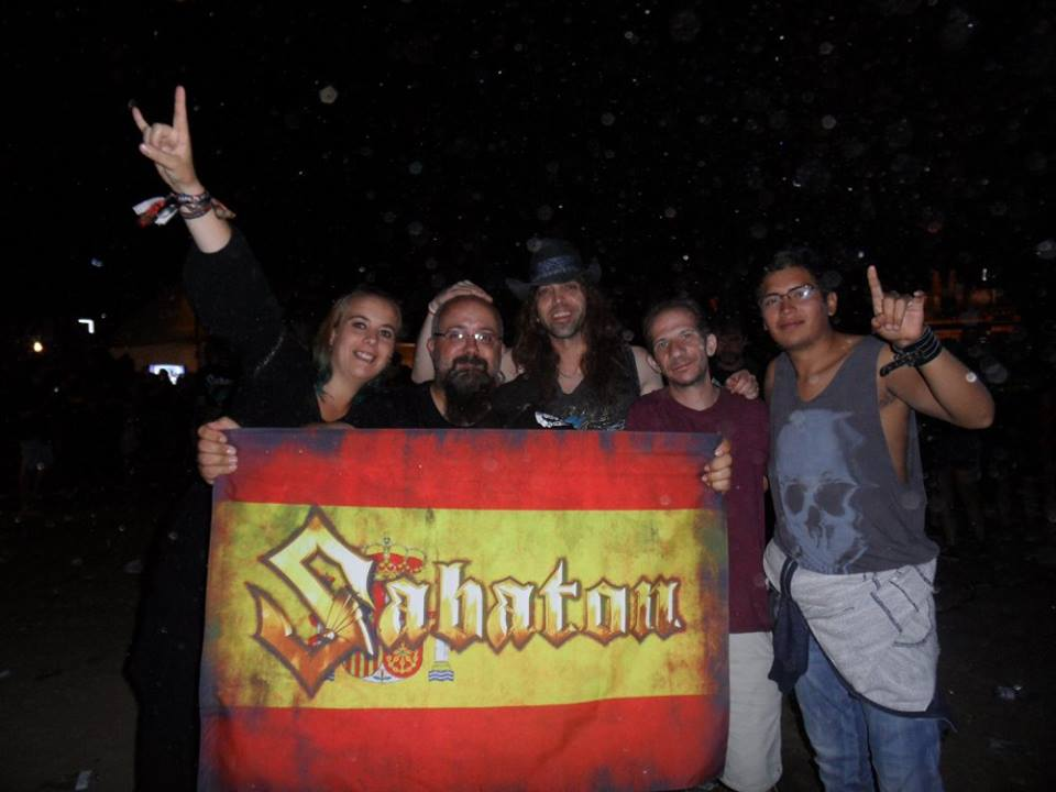 Fans de Sabaton