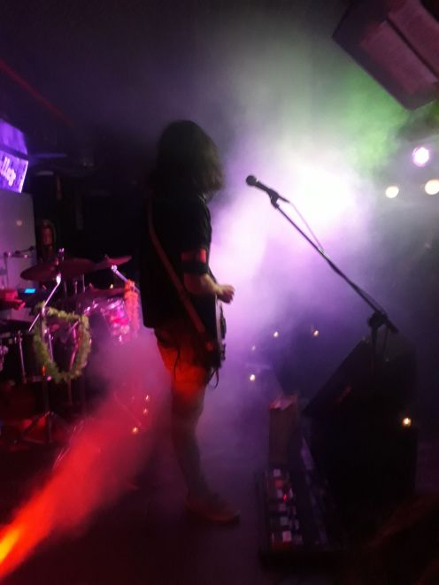 David Chaumel, guitarrista