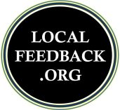 Local Feedback - reviews that help improve cities and villages - LocalFeedback.Org Logo