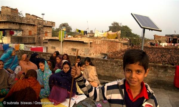 Dharnai Village, Bihar, India - 85.7%