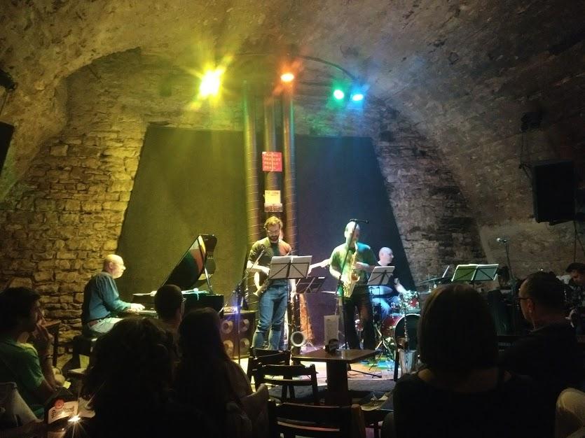 cafe agharta jazz prague ishani 2