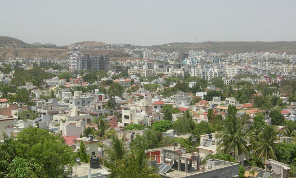 Kothrud, Pune, India - 64.7%