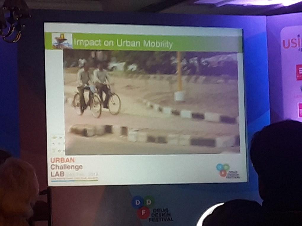 Chandigarh bike urban mobility