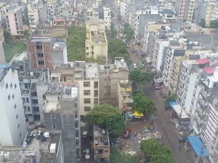 U-Block (Sector 24), DLF Phase 3, Gurgaon - 84.3%