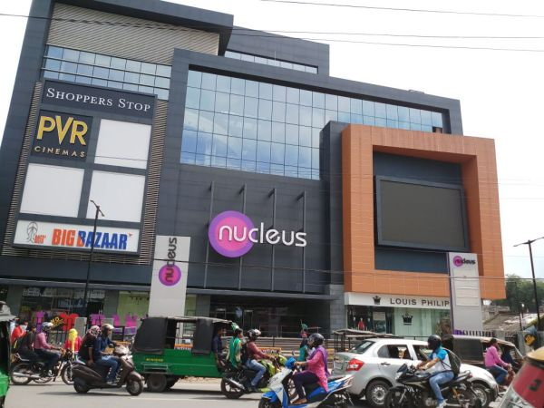 nucleus mall ranchi shopping mall kanke road