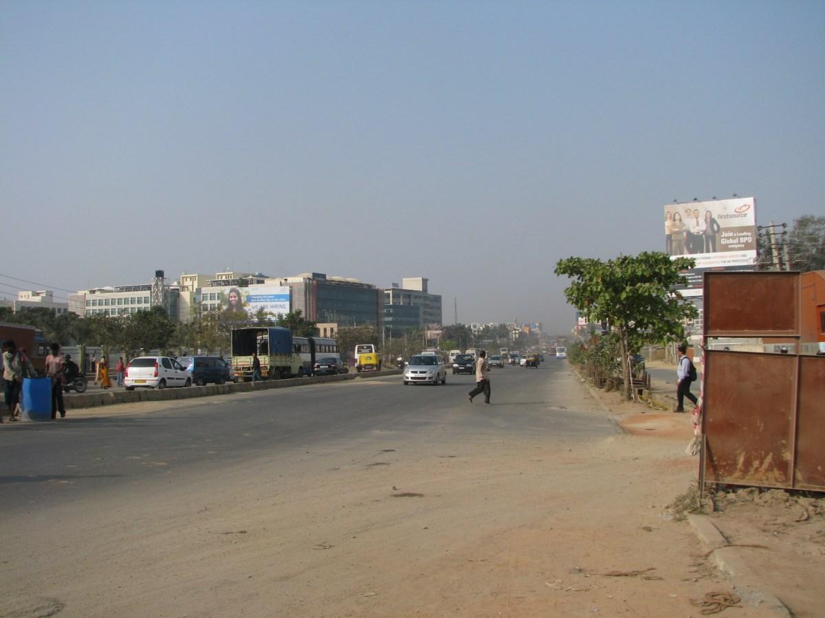 Devarabeesanahalli, Bangalore, India - 54.7%