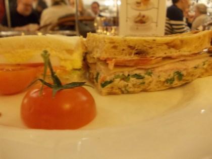 dallmayr ham sandwich