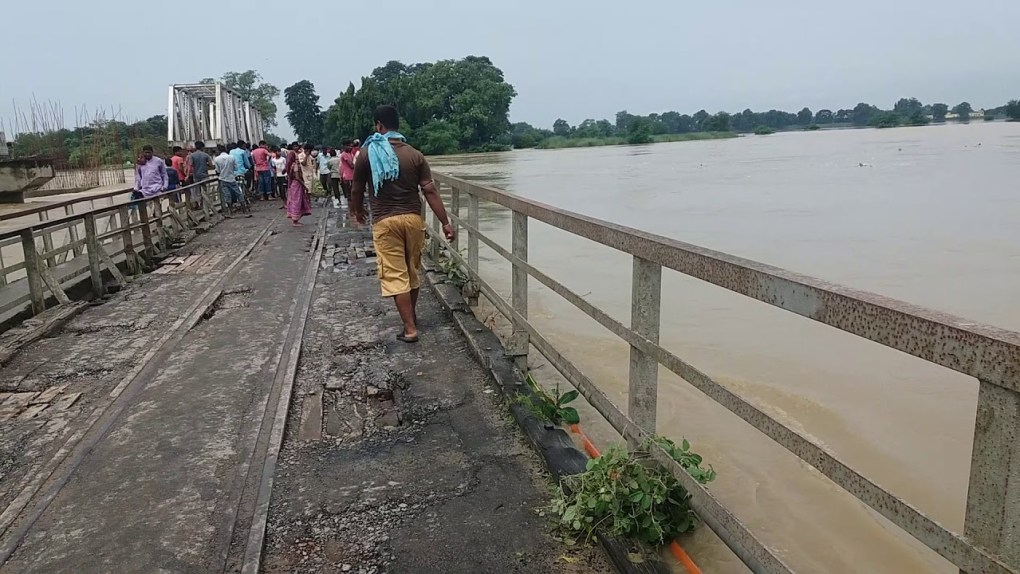 kamla river behat jhanjharpur