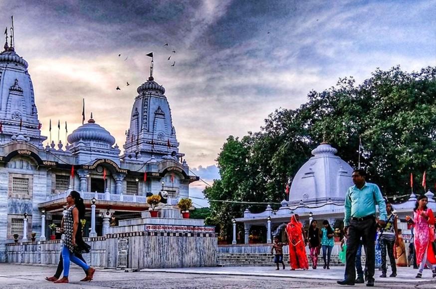 belpar village gorakhnath temple gorakhpur