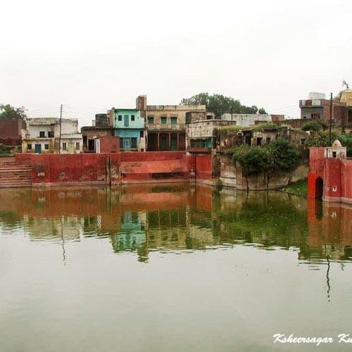 baldeo village ksheersagar kund
