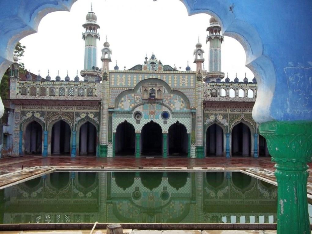 ferozepur jhirka jama masjid