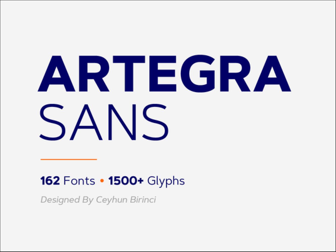 Artegra Sans