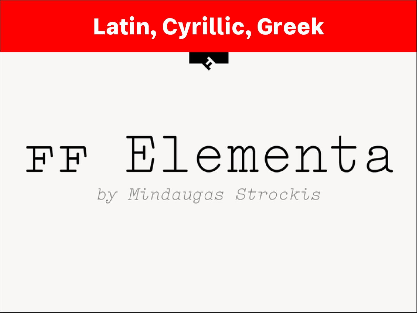 FF Elementa