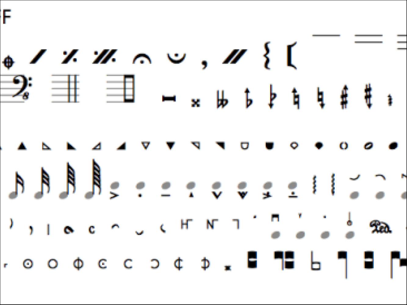 Unicode Fonts For Ancient Scripts Local Fonts