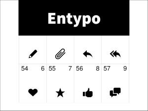 Entypo