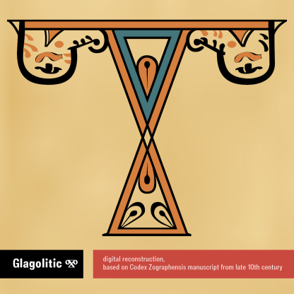 Glagolitic I (Codex Zographensis)