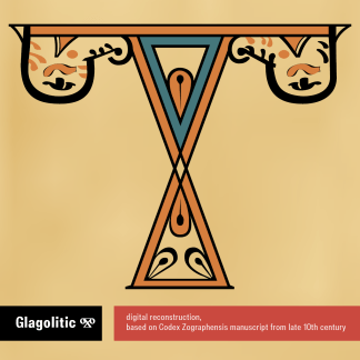 Glagolitic I (Codex Zographensis)